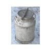 Фляга стальная (железная)  молочная  40 литров,         (СССР)        .